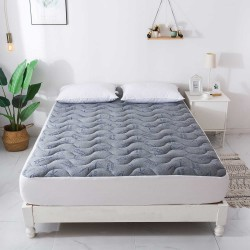 Bamboo Charcoal Waterproof Mattress Pad