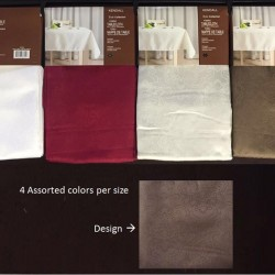 Kendall Fabric Table Cloth