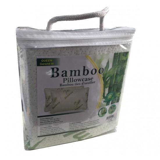 Bamboo Pillow Protector