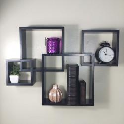 4 Piece Wall Shelf