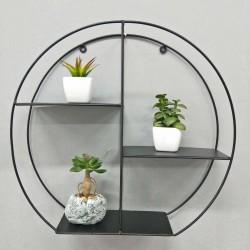 3 Tier Iron Shelf