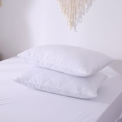 Quilted Hypoallergenic Pillow Protector