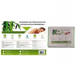 Bamboo Water-proof Mattress Protector